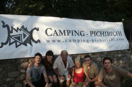 El camping abrirá  en Semana Santa, los fin de semana y feriados